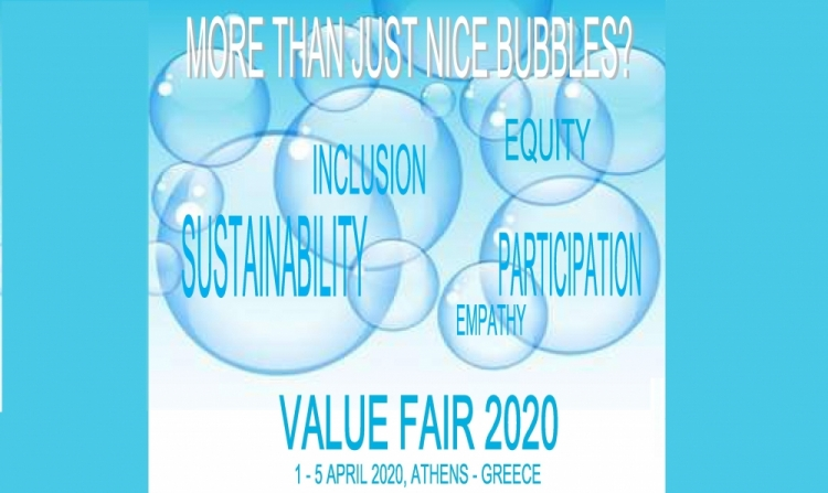 Value Fair 2020, Simpozijum, Atina