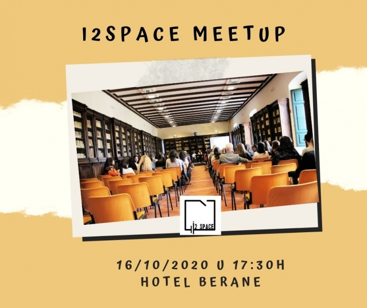 i2space MeetUp u hotel Berane